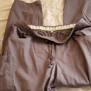 Womens scrub pants